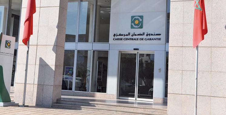 Caisse centrale de garantie : Près de 7 milliards de dirhams de crédits mobilisés