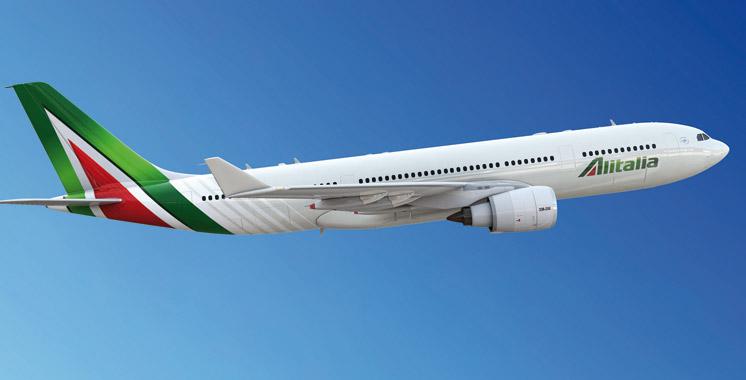 Transport aérien: Alitalia dévoile ses nouveaux services et destinations