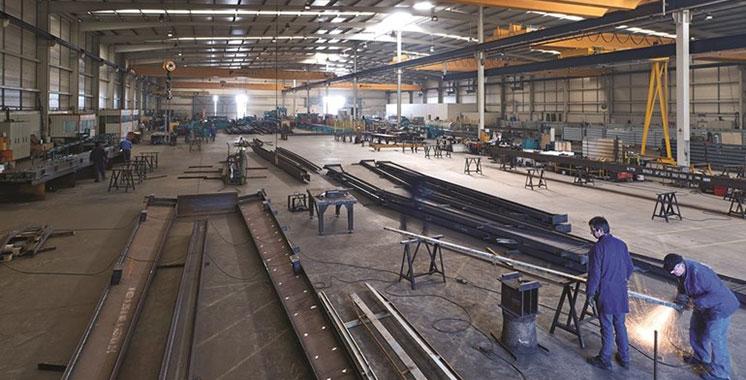 La construction métallique: Un secteur d'avenir pour Tanger