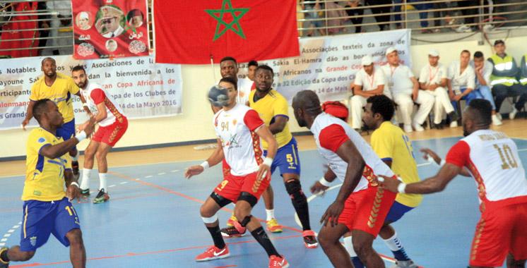 Championnat d'Afrique des clubs vainqueurs de coupe de handball: Widad Smara reprend sa série victorieuse