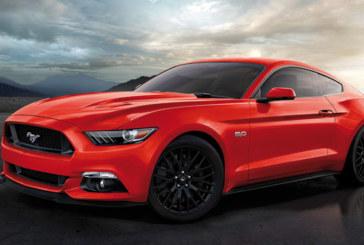 Nouvelle Ford Mustang: Un sacré blockbuster !