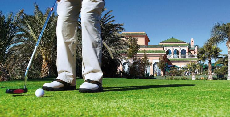 Coupe du Trône de golf: Taghazout accueille la 13e édition