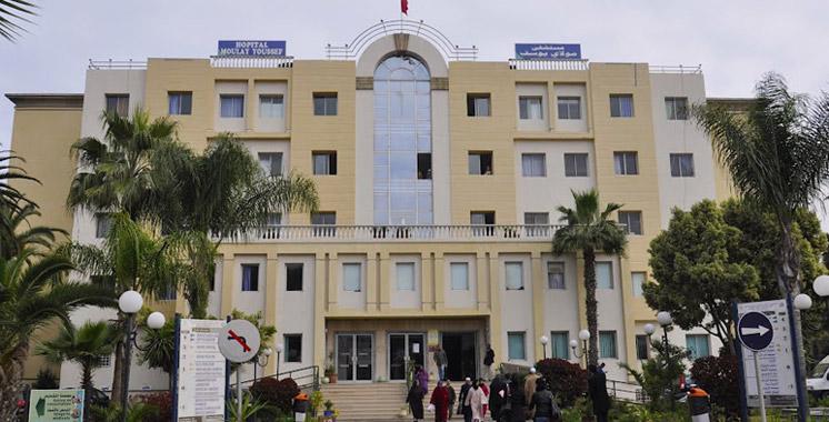 Casablanca : Louardi inaugure un nouveau service des urgences du Centre hospitalier Moulay Youssef