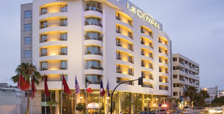 Mon Foyer Hotel Rabat : Le diwan mgallery by sofitel toujours parmi les stars de