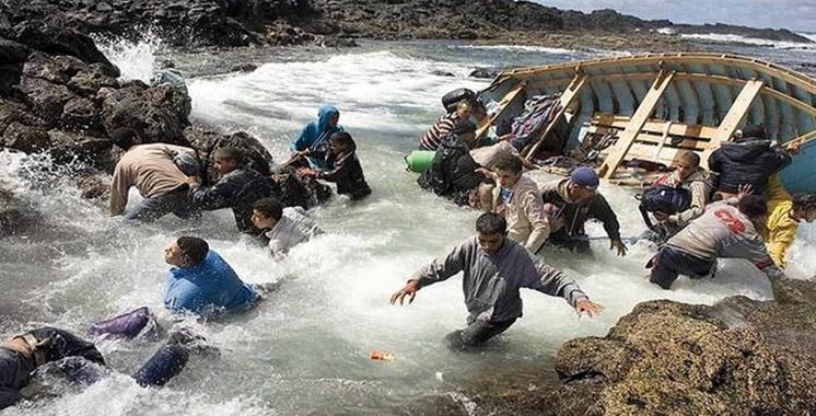Migration Maroc-Europe: 23.000 mineurs ont franchi les frontières !