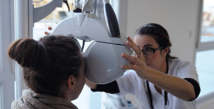 Essaouira : Plus de 500 personnes bénéficiaires d'une caravane médicale d'ophtalmologie