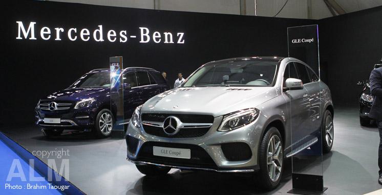 Automobile : Mercedes-Benz dépasse BMW sur le segment du luxe