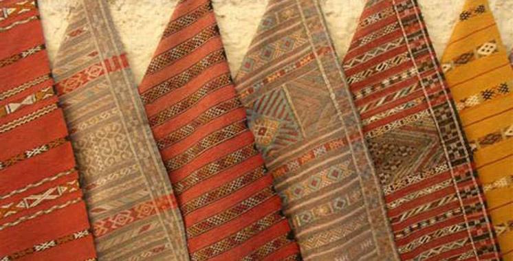 Festival du tapis ouzguiti: Le tapis artisanal à l'honneur à Taznakhte