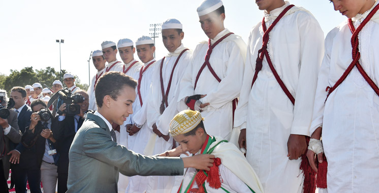 Trophée Hassan II des arts équestres traditionnels: La région de Béni Mellal-Khénifra rafle le prix