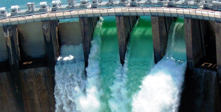 Barrages : Le  taux de remplissage des barrages dépasse les 54%