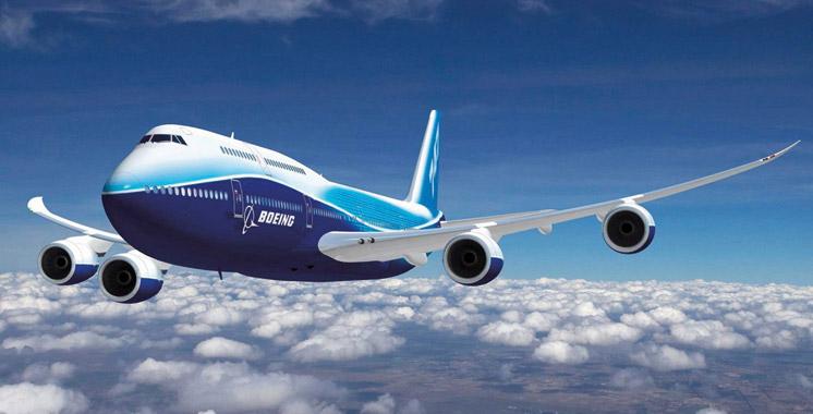 Aérien: Un chiffre d'affaires de 94,6 milliards de dollars pour Boeing en 2016