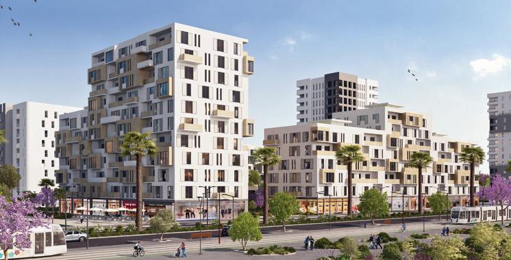 Vers le concept  d'une ville durable: L'Eco-Cité Zenata au coeur de  la COP22