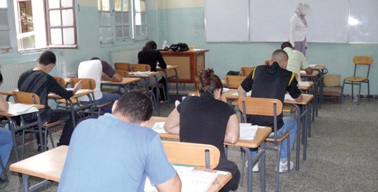 Examens du baccalauréat 2018: Le premier jour s'est déroulé dans de bonnes conditions