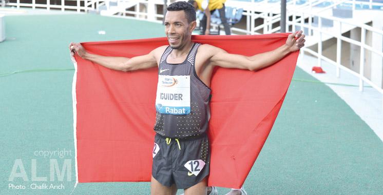 JO-2016/athlétisme: Iguider, El Kaam et Kaazouzi qualifiés pour les demi-finales