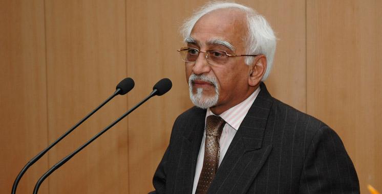 Le vice-président indien fait docteur honoris causa par l'Université Mohammed V de Rabat