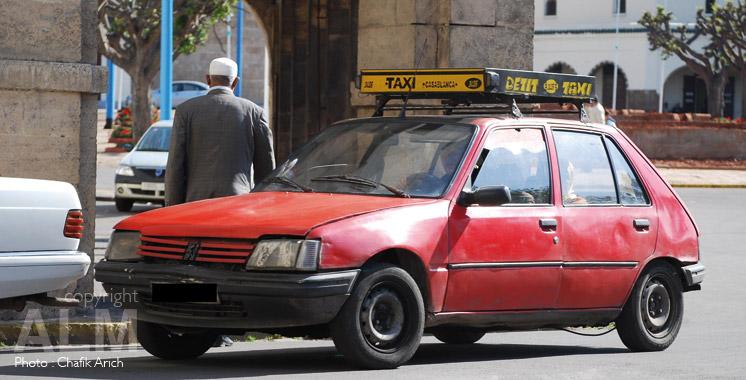 Casablanca : Deux malfrats agressent un chauffeur de petit taxi, l'un est arrêté, l'autre en état de fuite