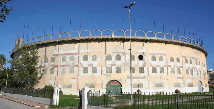 La Plaza de Toro inscrite au patrimoine historique à Tanger