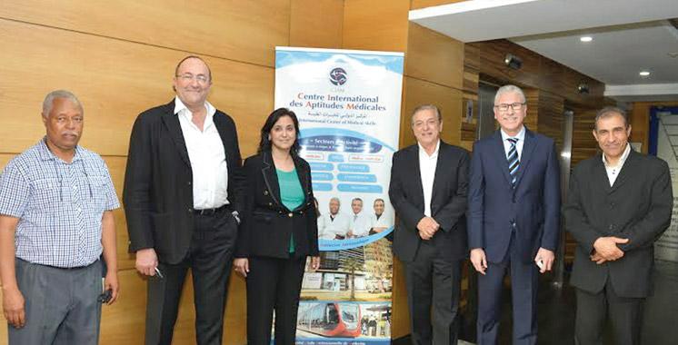 Inauguration: Le CIAM au service de l'aéronautique civile