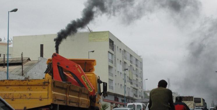 Qualité de l'air :  Les Marocains suffoquent