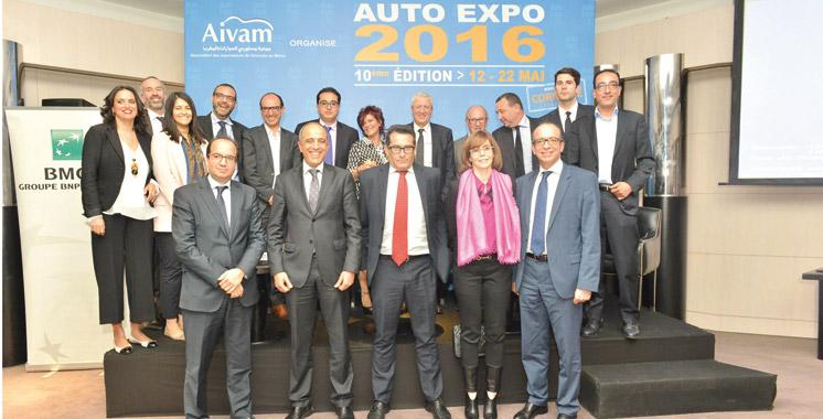 Le Salon Auto Expo souffle sa 10ème bougie…