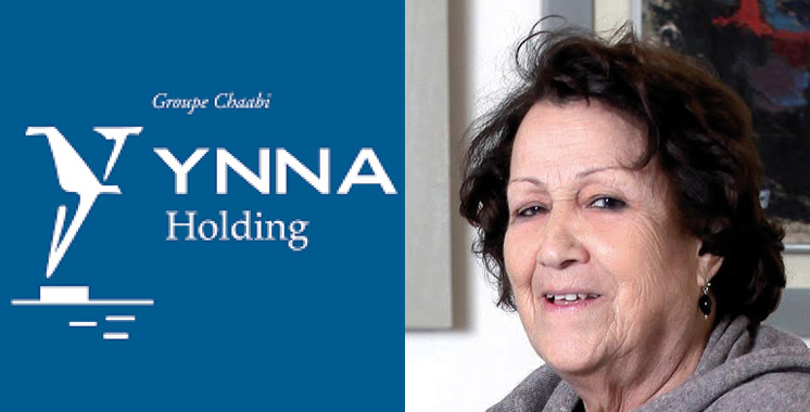 Ynna Holding: Mama Tajmouati prend les rênes