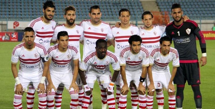 football : Le Zamalek se retire du championnat