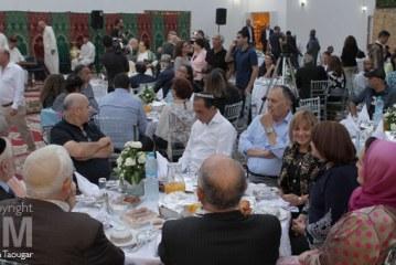 Juifs et musulmans autour d'un ftour