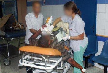 Beni Mellal : 27 ouvriers agricoles  blessés dans un accident de la route