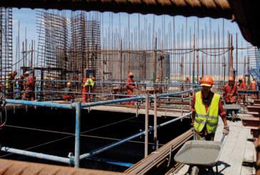 Ftour Avec Youssef, gardien d'un chantier de construction