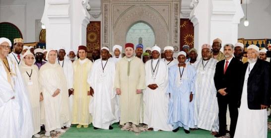 Champ religieux: La Fondation Mohammed VI des ouléma rayonne sur l'Afrique