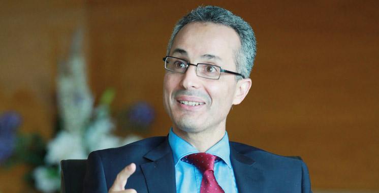 Amine Bensaïd réélu président de la MACECE