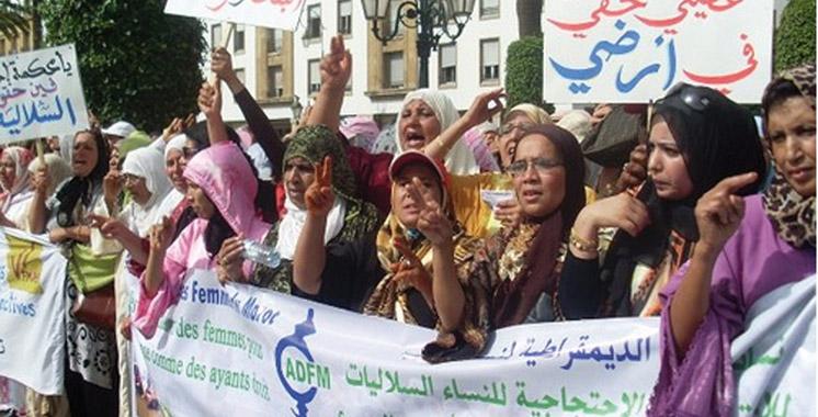 L'injustice envers les Soulaliyates continue: Un lot pour les femmes contre 3 pour les hommes !