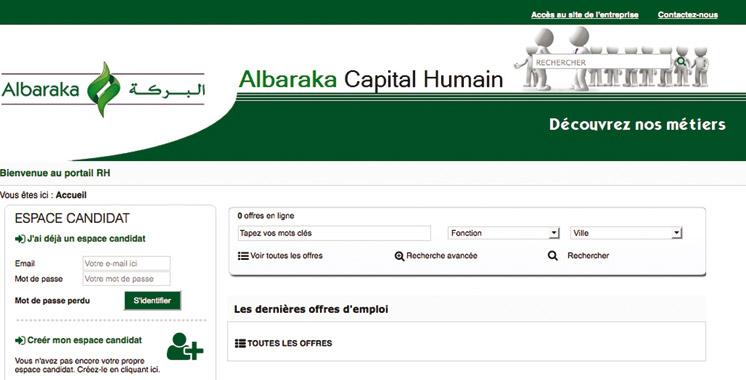 Microfinance: Albaraka recrute à travers le Royaume