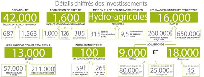 Agriculture-Maroc-Details-chiffres-des-investissements