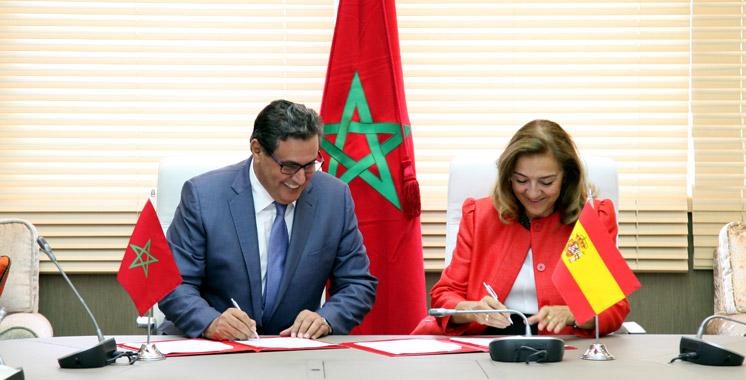 Biotechnologie : Le Maroc et l'Espagne signent un mémorandum d'entente