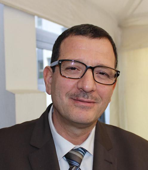 Amin Abrak,  directeur Général de Sonasid