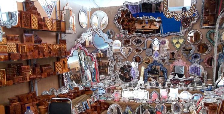L'artisanat marocain s'exporte de plus en plus