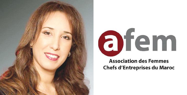 Asmâa Morine Azzouzi: «Intelligence économique : Le secteur privé souffre d'un manque de visibilité»