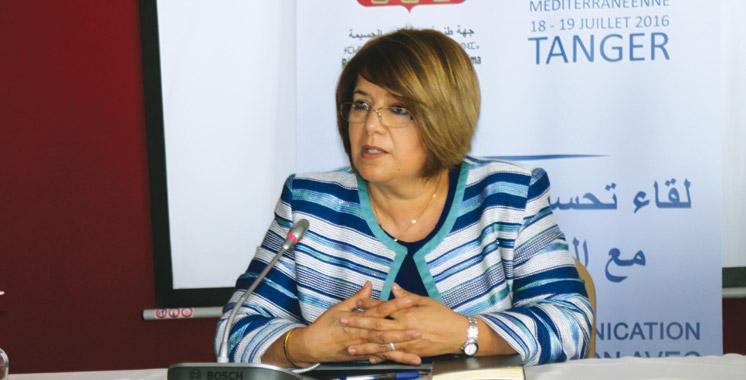 Assia Bouzekri: «L'Union pour la Méditerranée, un partenaire priviligié pour la MedCop»