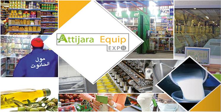 Attijara Equip Expo: Le salon des commerçants fait escale à Laâyoune