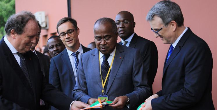 Attijariwafa bank finance la construction de l'internat du lycée Blaise Pascal