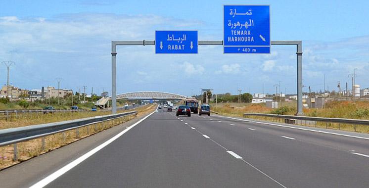 96 MMDH pour la réalisation de 5.500 km de routes d'ici 2035