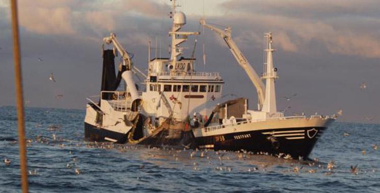 Pêche :  l'accord signé avec la Russie adopté