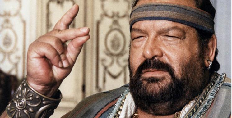 Cinéma : Décès à Rome du célèbre acteur italien Bud Spencer