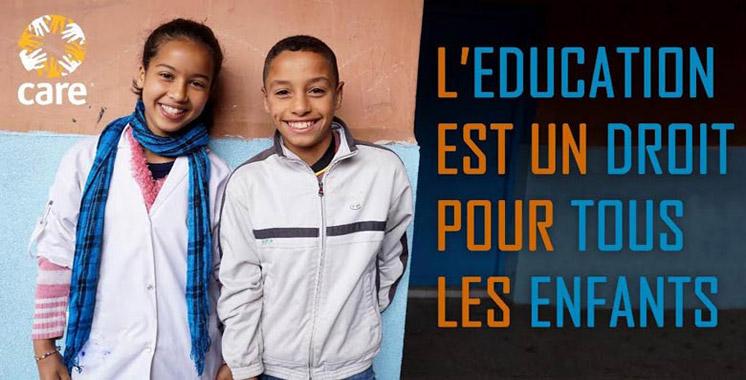 CARE International Maroc lance  sa 1ère campagne de levée de fonds