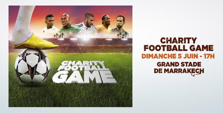 Charity Football Game 2016: Humour et sport au rendez-vous