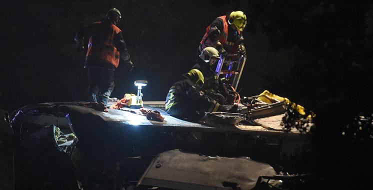 Belgique : Trois morts et neuf blessés dans une collision de trains