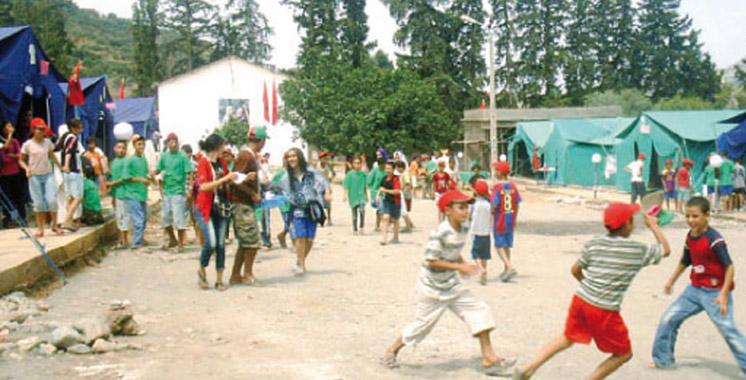 L'initiative civile pour la promotion des colonies de vacances lancée