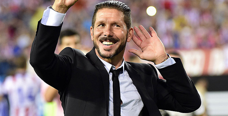 Football : l'Atletico Madrid refuse de libérer Simeone pour l'Argentine