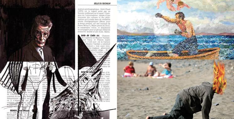 «Partir»,  exposition collective à L'Atelier 21: La migration vue par dix-neuf artistes
